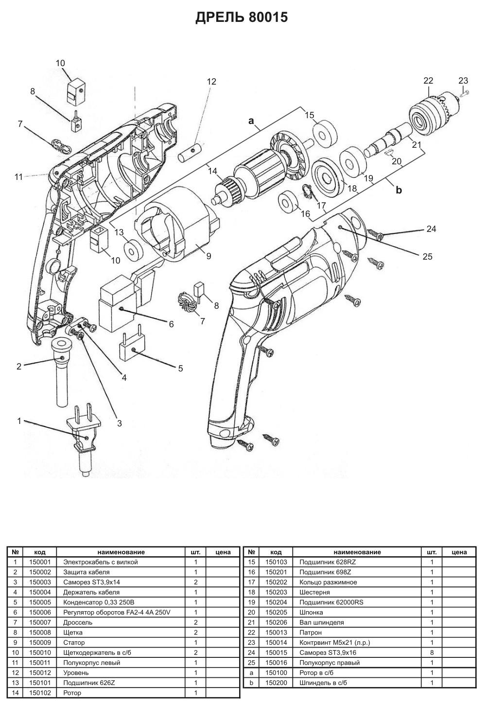 Разборка Утюга Philips Easycare 3220